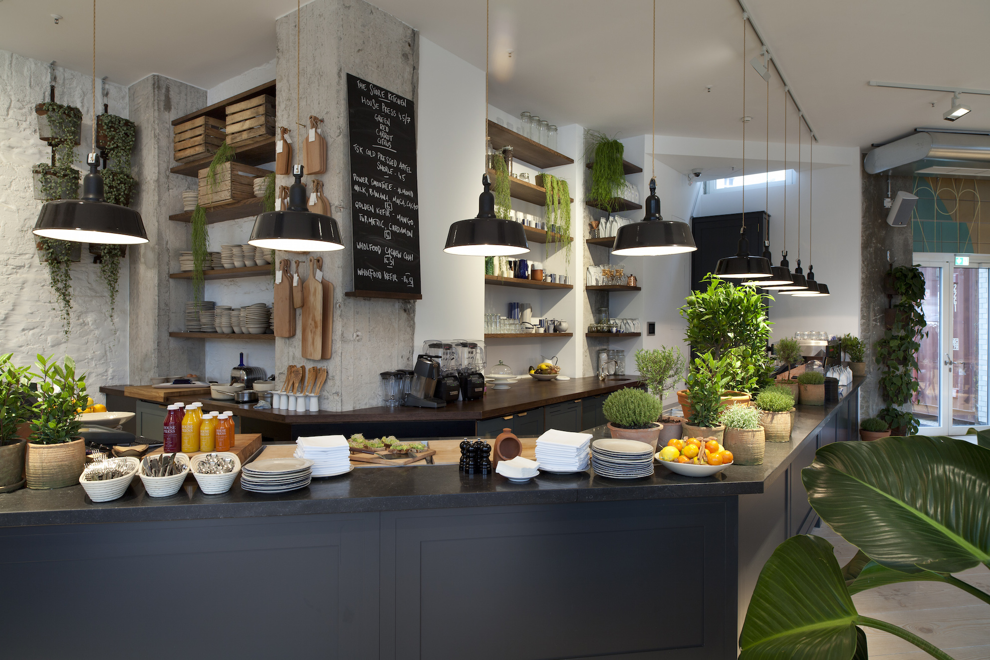 The Store Kitchen at Soho House Berlin