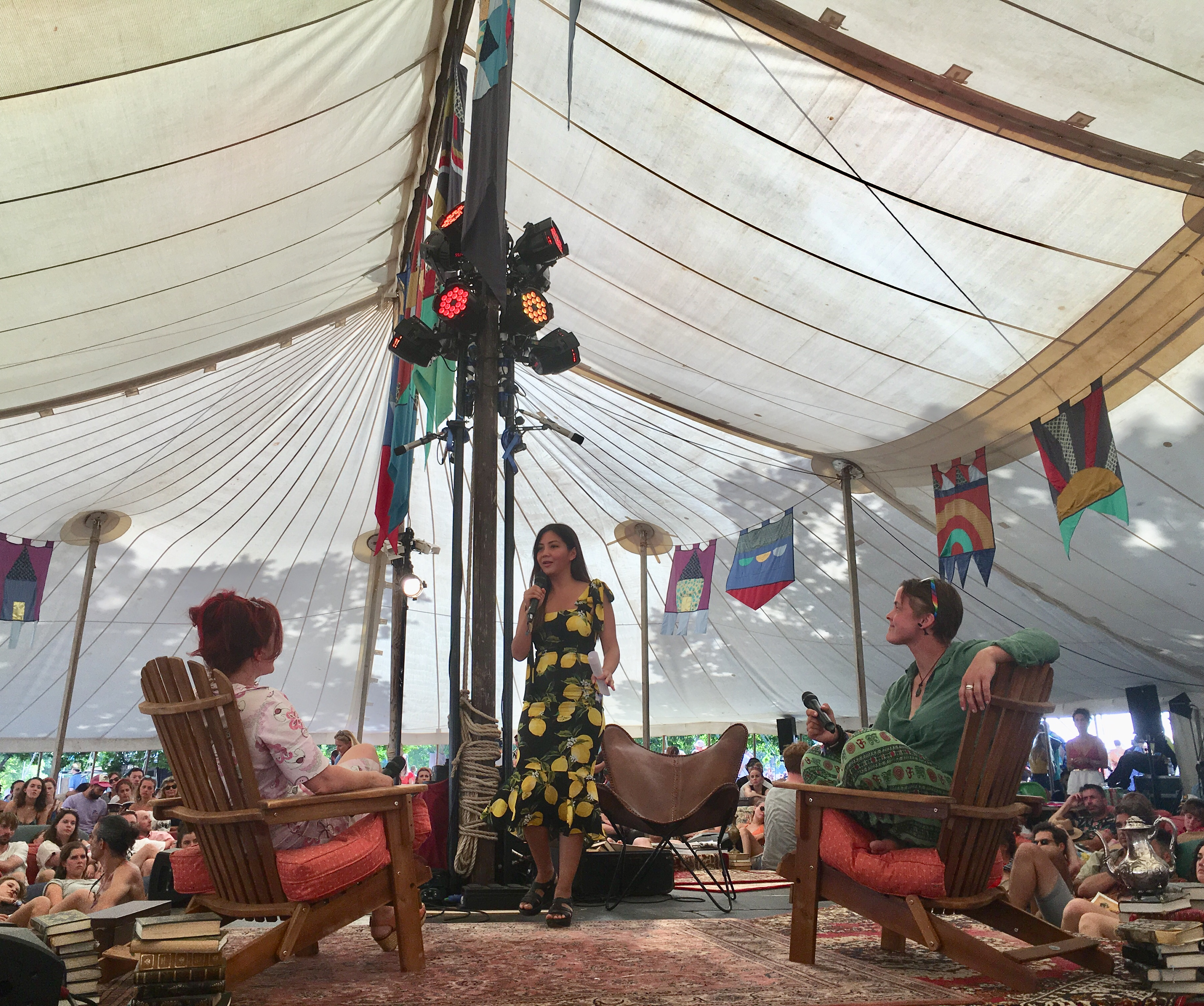 Wilderness Festival 2018 - Trisha Andres